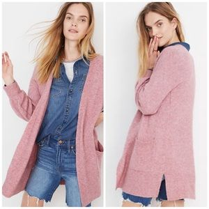 Madewell Edgewater Bubble-sleeve Cardigan NWT